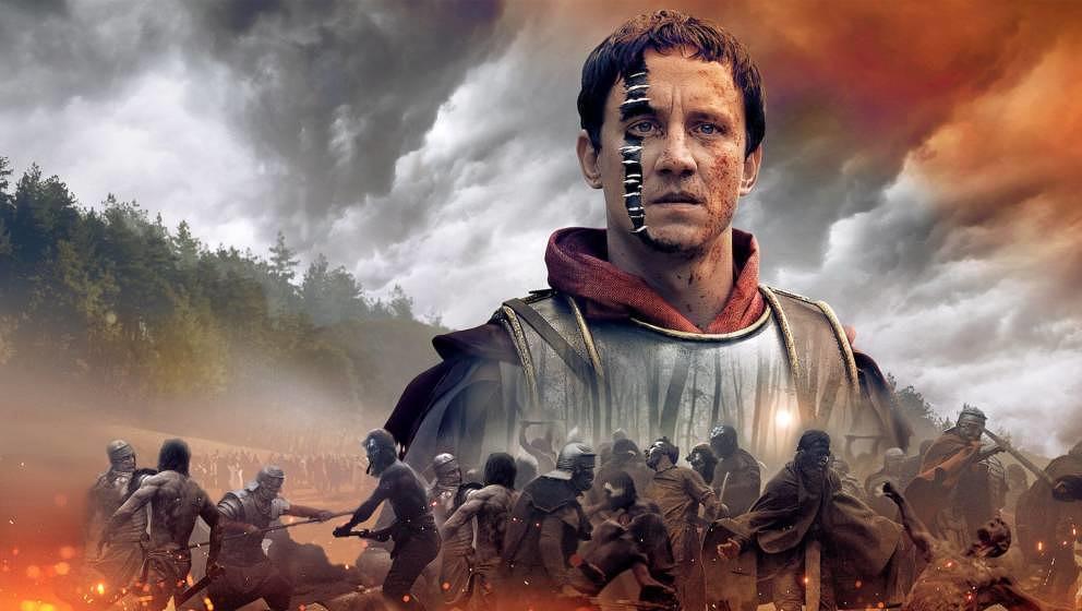 """Am 23.10. startet """"Barbaren"""", eine Serie über die Varusschlacht, auf Netflix"""