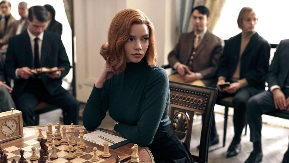 """Die Miniserie """"Das Damengambit"""" startet am 23. Oktober auf Netflix."""