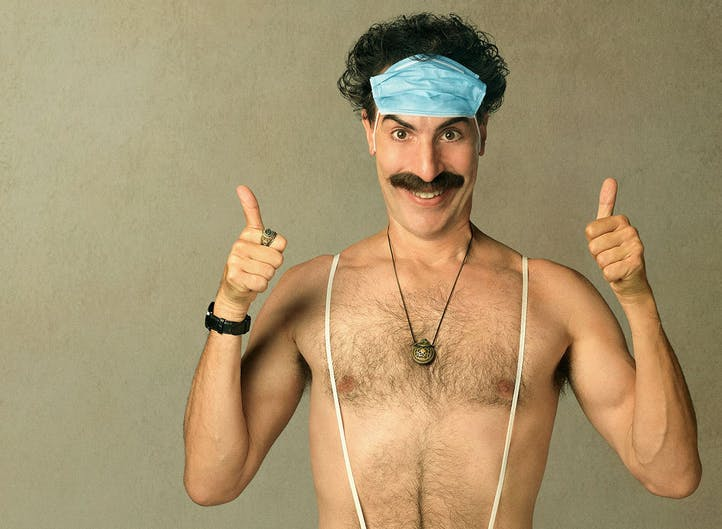 Borat is back! Und er kommt nicht alleine.