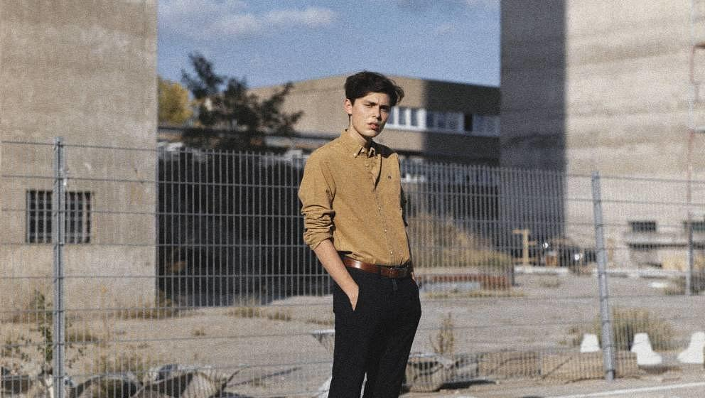 Luke Noas erste EP erschien 2019.