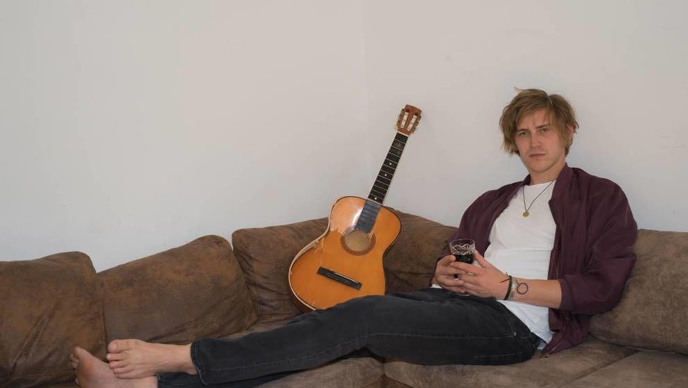 Ansa Sauermann steht mit seinem neuen Album in den Startlöchern.