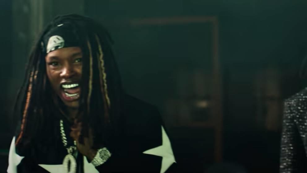 King Von in einem seiner Musikvideos