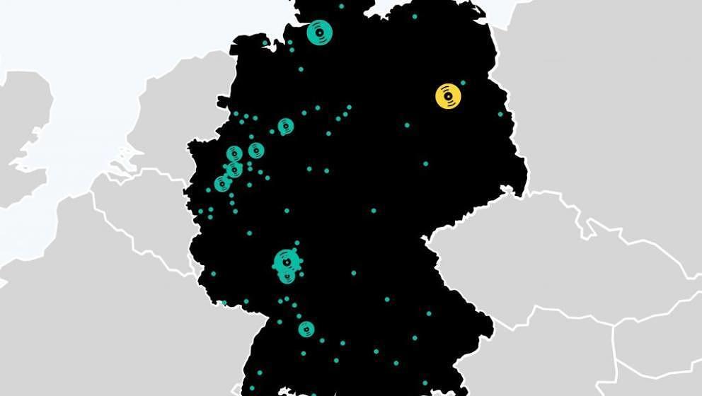 DefShop zeigt, wo mit Deutschrap das größte Geschäft gemacht wird.