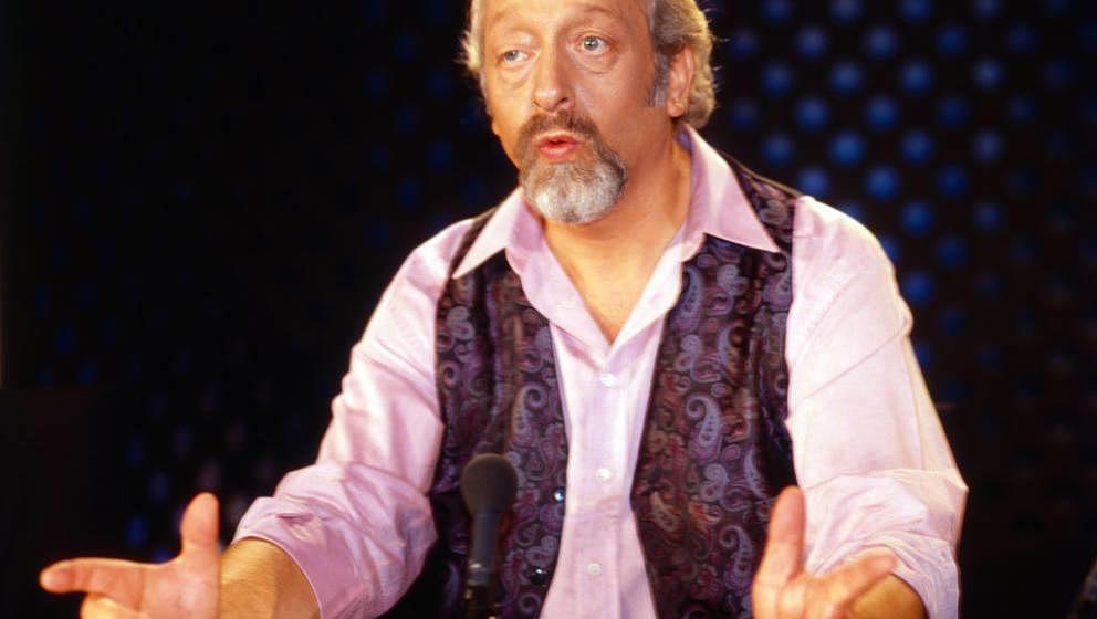Jux und Dallerei, Comedy-Talkshow, Deutschland 1992, Moderator: Karl Dall