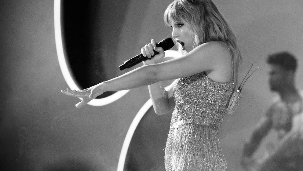 Taylor Swift, hier bei den American Music Awards 2019.
