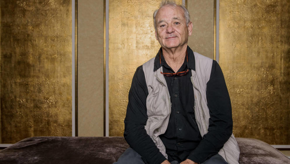 BERLIN, GERMANY - SEPTEMBER 06: Bill Murray poses for a photo during Universal Inside 2017 organized by Universal Music Group