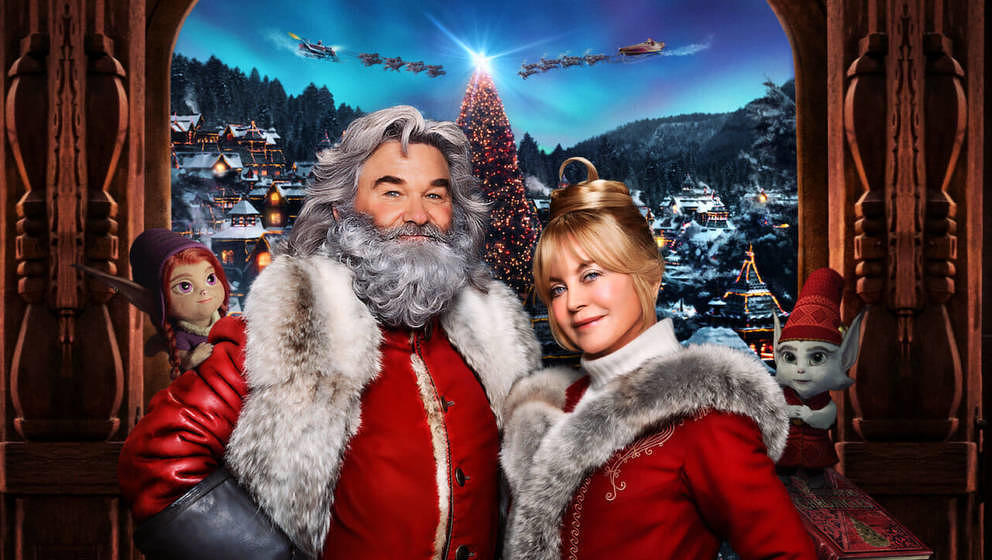 """""""The Christmas Chronicles 2"""" ist seit 25. November 2020 bei Netflix im Stream verfügbar."""