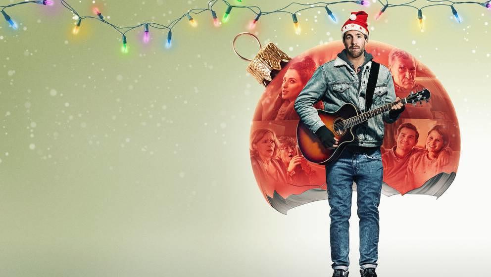 """ÜberWeihnachten"""" mit Luke Mockridge und Cristina do Rego startet am 27. November  2020 bei Netflix. Die Miniserie umfasst"""
