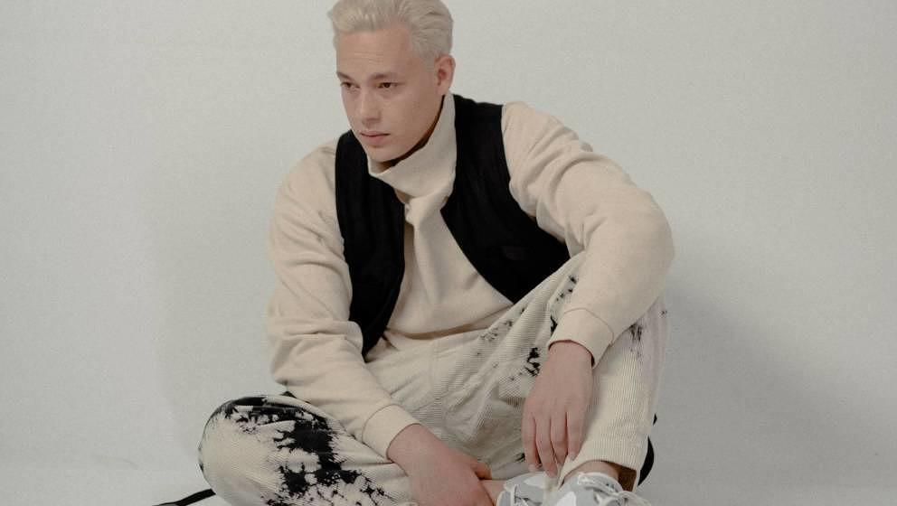 Der Rapper Sero veröffentlichte am 27. November sein neues Album REGEN.