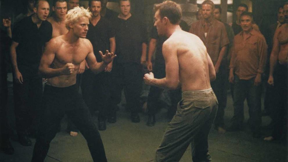 "Szene aus David Finchers ""Fight Club"""