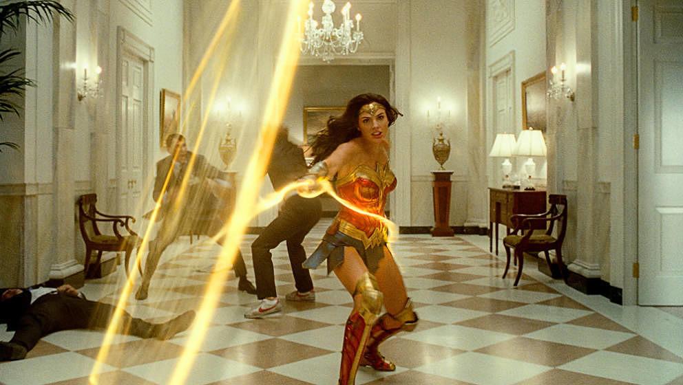 """""""Wonder Woman 1984"""" überzeugt mit weitaus mehr als herausragenden Aktionszenen."""