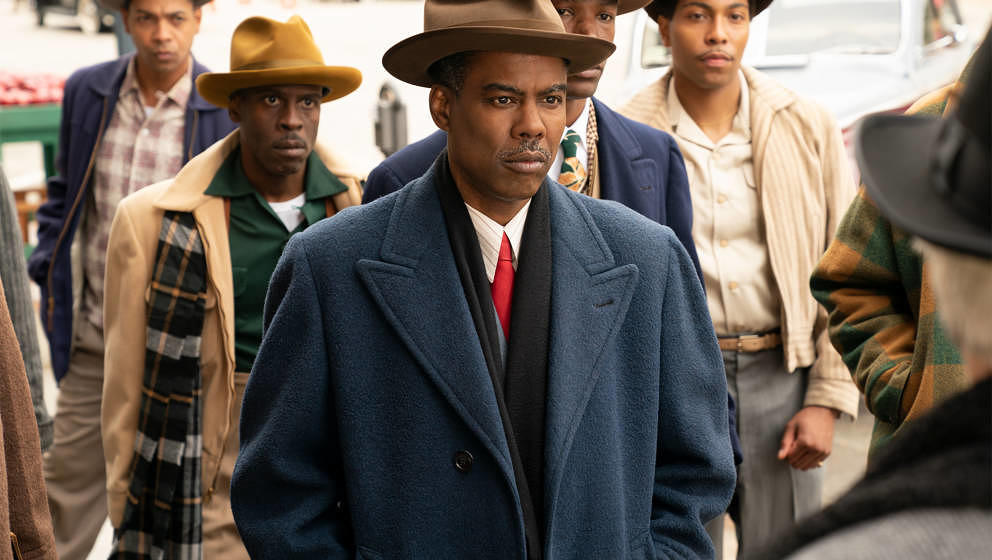 FARGO -- 'Welcome to the Alternate Economy' - Year 4, Episode 1  (Airs September 27)  Pictured:  Chris Rock as Loy Cannon.  C