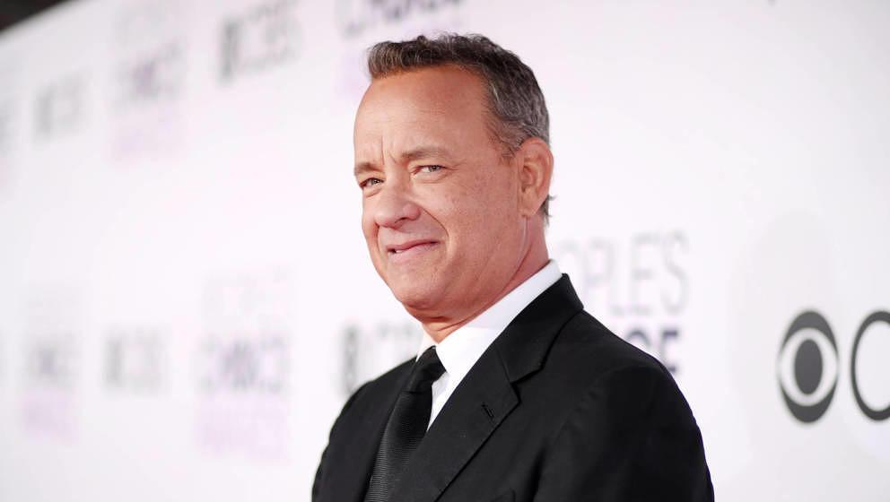 Für Tom Hanks ist der derzeitige Wandel der Filmbranche fast Naturgesetz