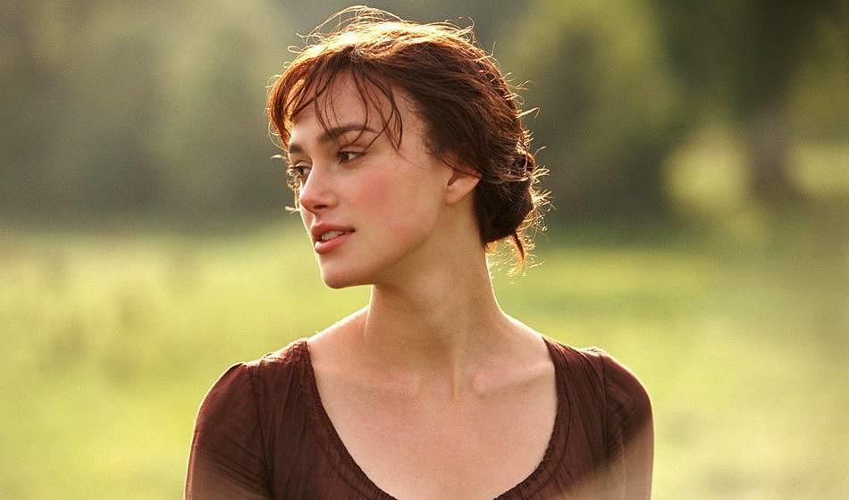 Keira Knightley erhielt für ihre Darstellung als Lizzie Bennett ihre erste Oscar-Nominierung.