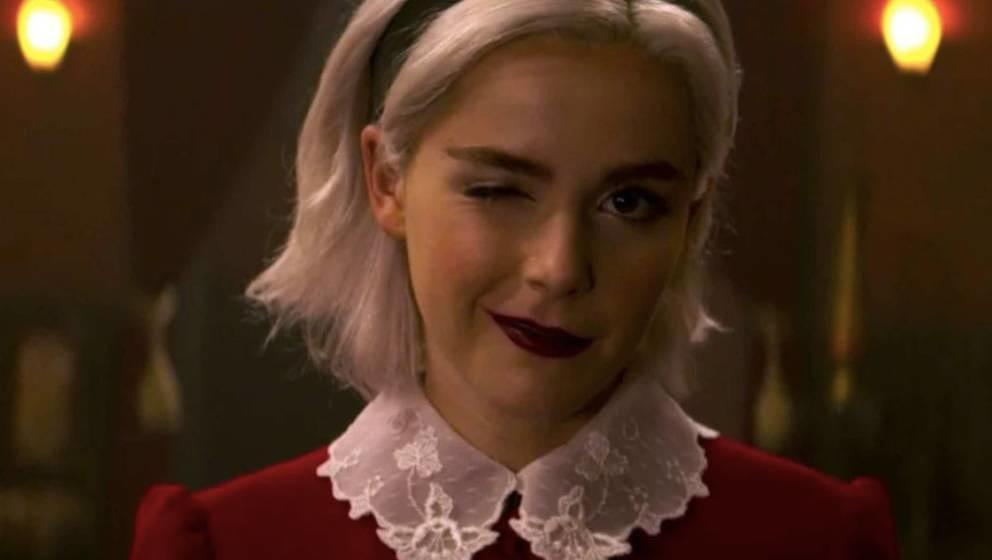 """Der vierte Part von """"Chilling Adventures of Sabrina"""" ist jetzt bei Netflix angelaufen."""
