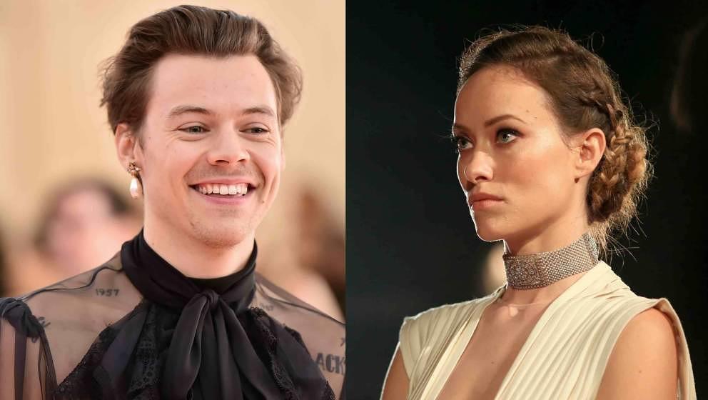 Aus Freundschaft entwickelte sich am Set zwischen Harry Styles und Olivia Wilde eine Liebesbeziehung