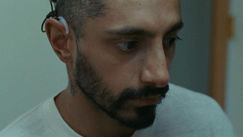 "Riz Ahmed als Ruben in ""Sound of Metal"" (2019)."