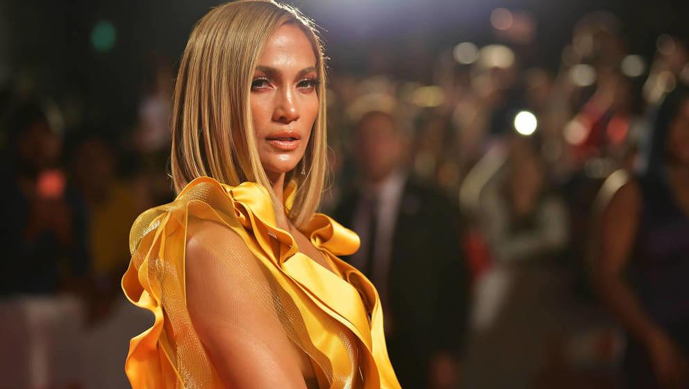 Jennifer Lopez, 2019 in Toronto, Kanada.