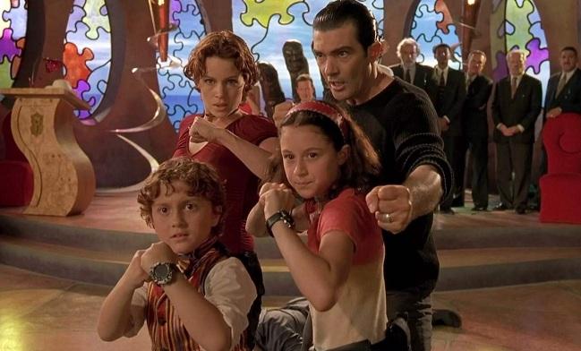 """""""Spy Kids"""", 2001"""