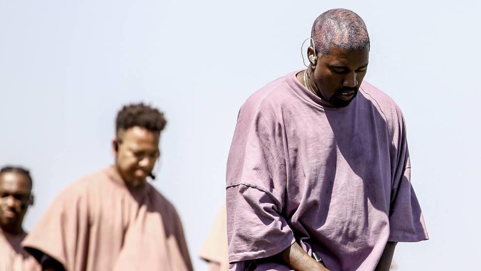 Kanye West wird von Peppa Wutz in den Schatten gestellt