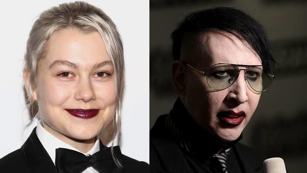 Phoebe Bridgers erinnert sich, wie sie als Teenagerin zu Marilyn Manson nach Hause eingeladen wurde.