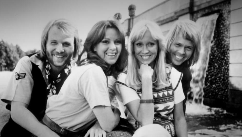 """1979 wurde """"ABBA in Concert"""" in der Londoner Wembley Arena aufgezeichnet und ist der einzig verfügbare Live-Konzertmitsc"""
