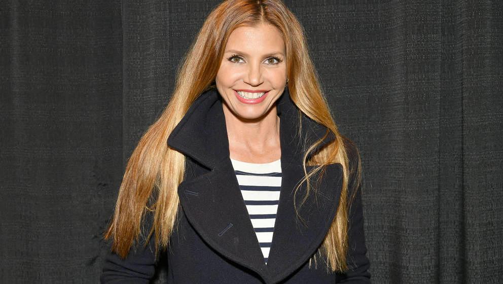 Charisma Carpenter besucht die New York Comic Con im Jacob K. Javits Convention Center am 03. Oktober 2019 in New York City.