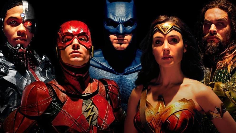 """Zack Snyders """"Justice League"""" erscheint am 18. März auf HBO Max"""