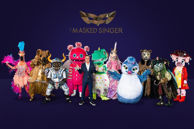 Masked Singer 2021 Eichhörnchen