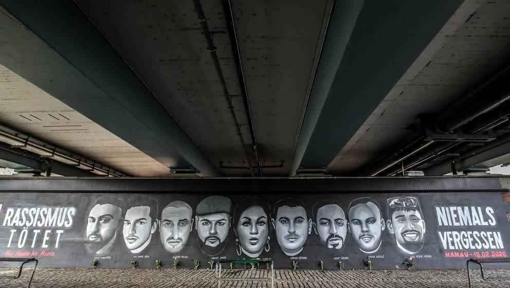 Heute kein lustiges Beitragsbild: Diese Menschen starben am 19.02.2020 bei einem rassistischen Anschlag in Hanau. Ihre Namen