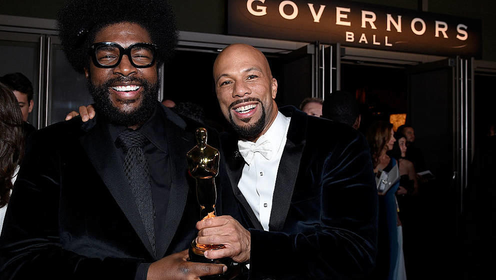 Questlove & Common