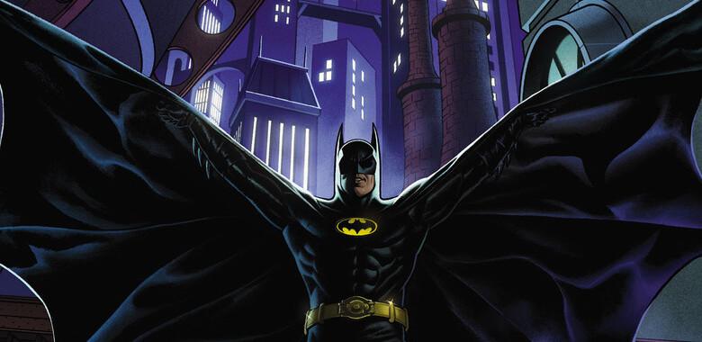 """Das Artwork für """"Batman '89"""""""