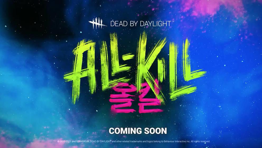 "Dead By Daylight kündigt ihre neue Staffel ""All-Kill"" an"