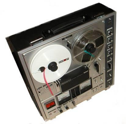 Reel-to-Reel-Recorder