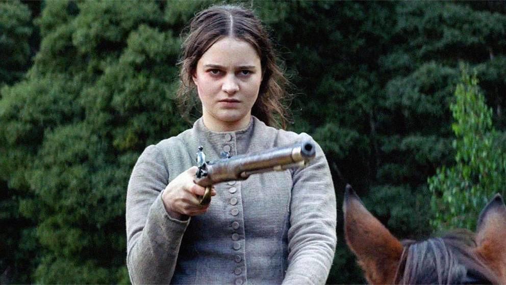 """""""The Nightingale"""" gehört zu den seltenen modernen Western mit weiblicher Hauptfigur."""