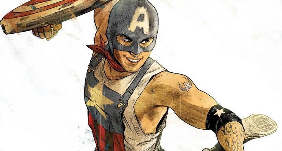 """Der neue """"Captain America of the Railways""""  sieht so aus"""