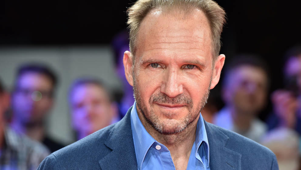 MUNICH, GERMANY - JULY 01:  Actor Ralph Fiennes at the CineMerit Gala for Ralph Fiennes during the Munich Film Festival at Ga