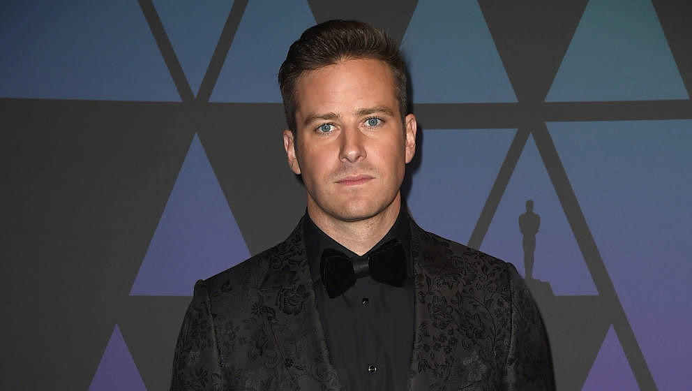 HOLLYWOOD, CA - NOVEMBER 18:  Armie Hammer attends the Academy of Motion Picture Arts and Sciences' 10th annual Governors Awa