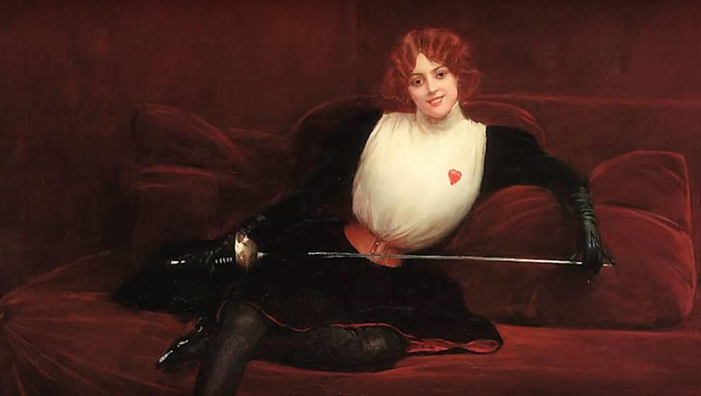 Julie D'Aubigny war eine der skandalträchtigsten Persönlichkeiten in Frankreich im 17. Jahrhundert.