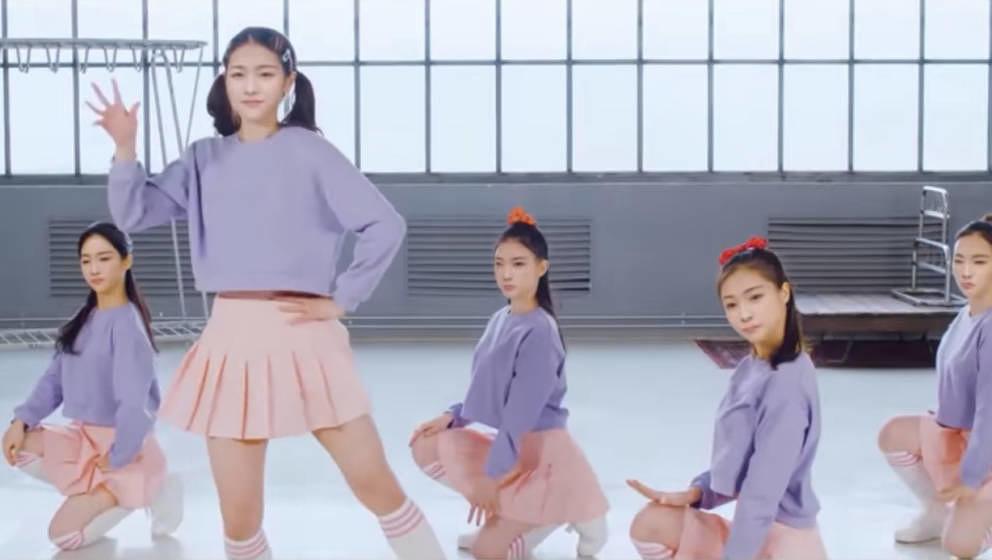 Fünf von elf Mitgliedern der K-Pop-Band ETERN!TY