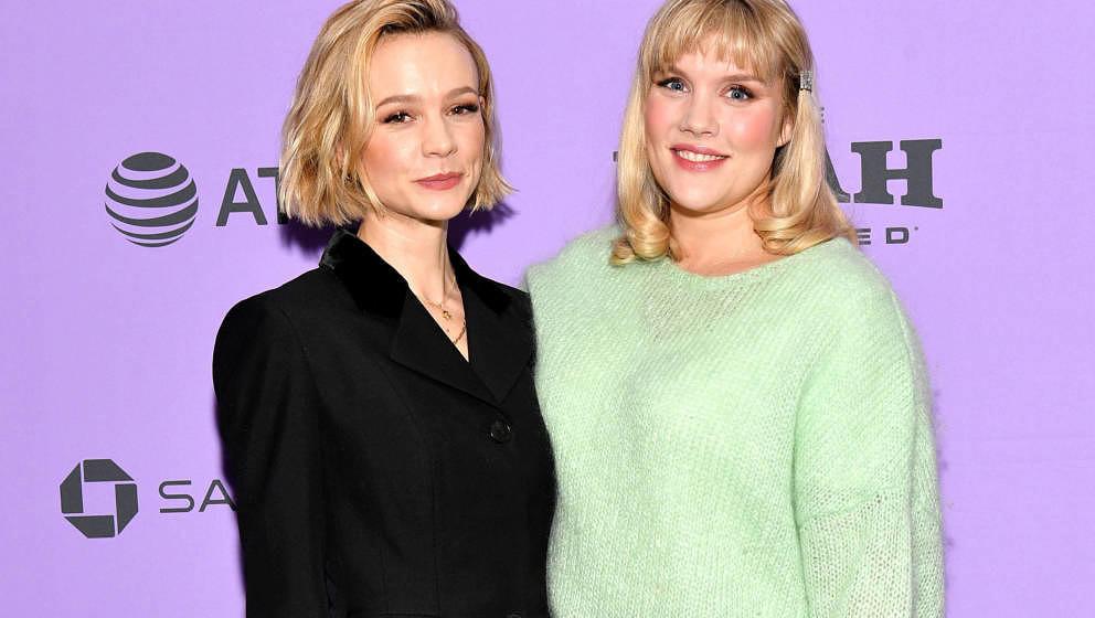 """Carey Mulligan und Emerald Fennell besuchen die """"Promising Young Woman""""-Premiere beim Sundance Film Festival 2020 am 25."""