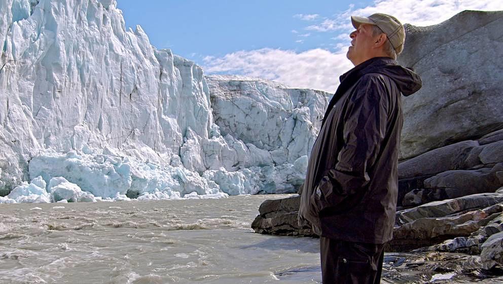 """""""Immer noch eine unbequeme Wahrheit"""" von und mit Al Gore gibt es derzeit auf Netflix zu sehen."""