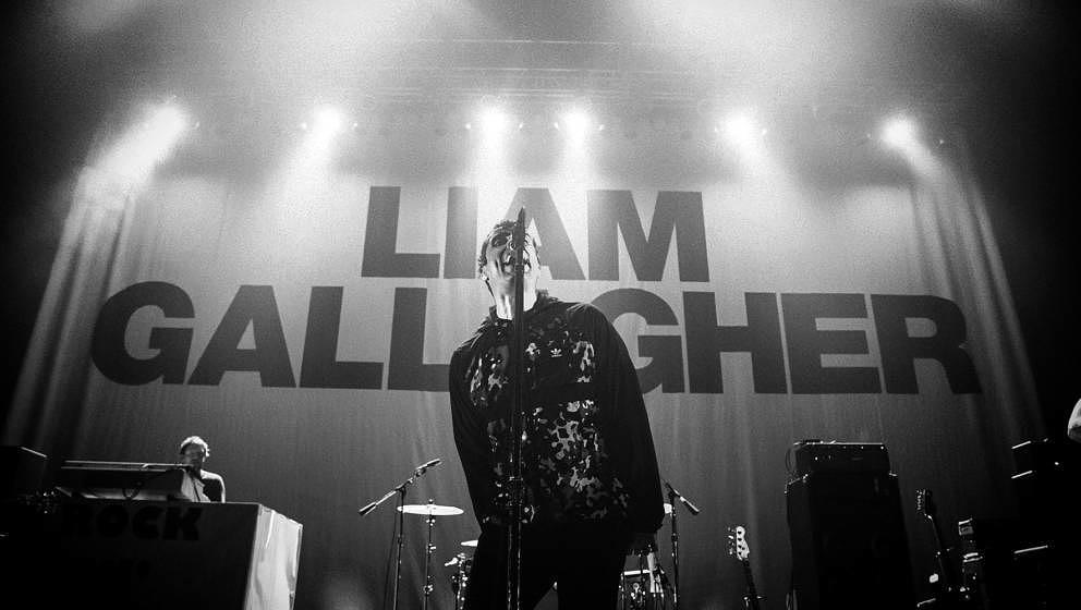 """Liam Gallagher: As It Was"" läuft am 9. April 2021 auf arte."