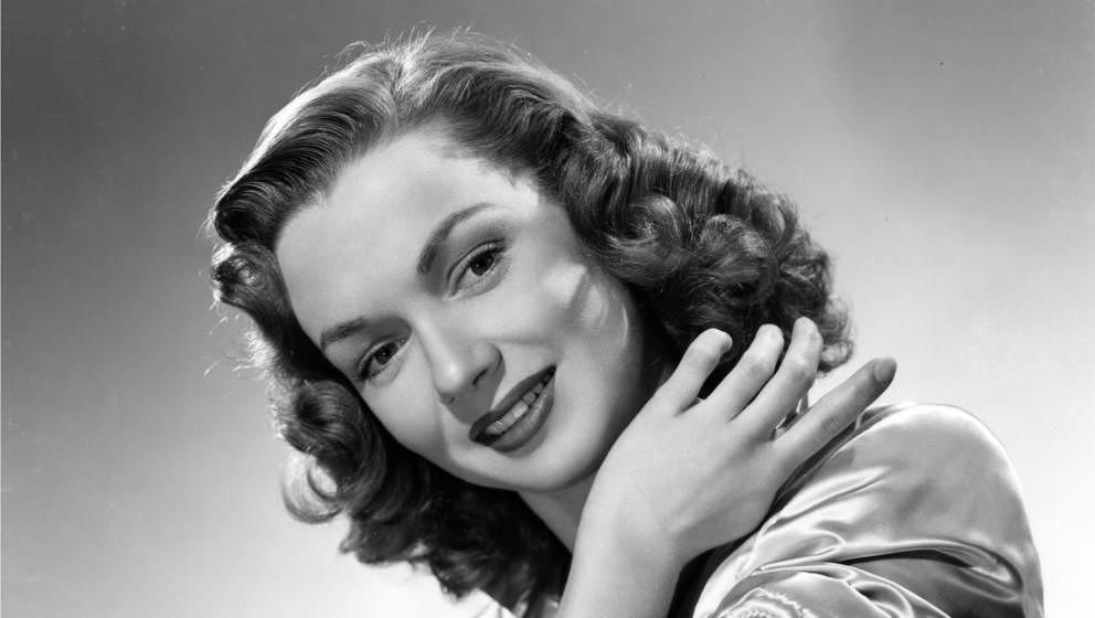 Gloria Henry in a portrait from the late 40's, United States. (Photo By Columbia Pictures/De Carvalho Collection/Getty Images