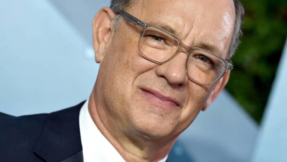 Tom Hanks 2020 bei den 26. Screen Actors Guild Awards in Los Angeles.