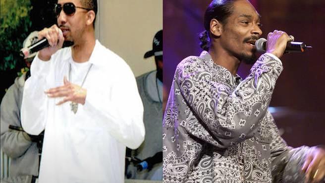 Mac and Snoop