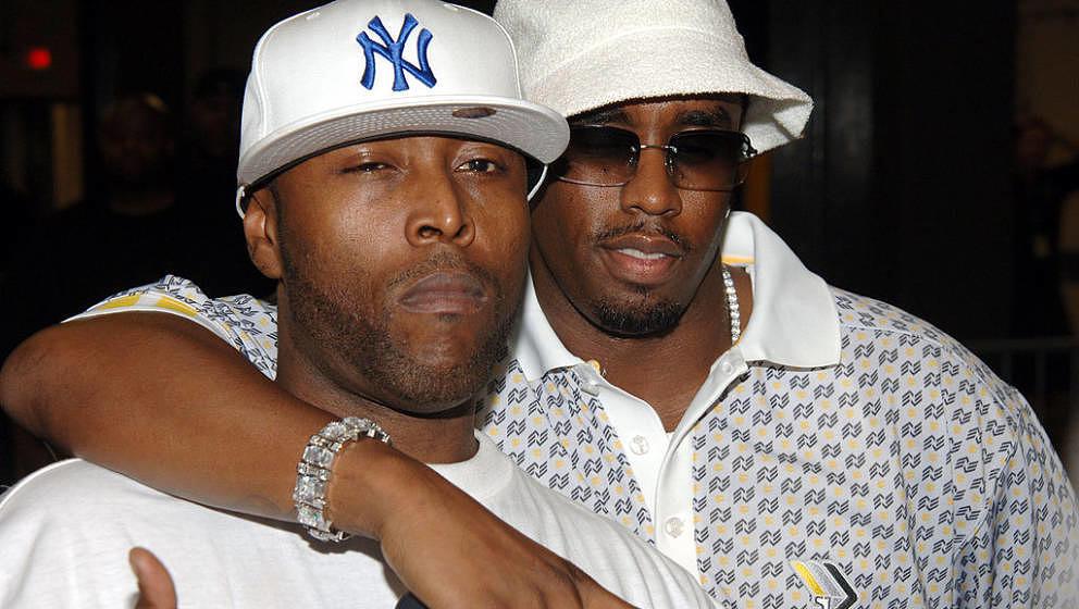 Black Rob und P. Diddy