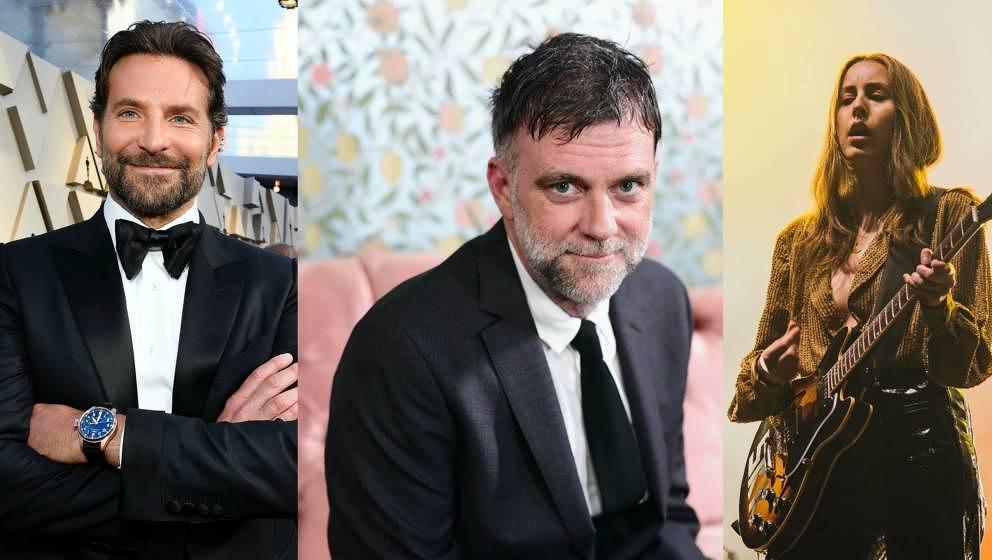 Bradley Cooper, Paul Thomas Anderson, Alana Haim