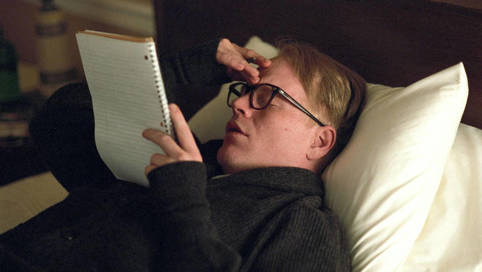 """Für seine Hauptrolle in """"Capote"""" erhielt Philip Seymour Hoffman 2006 einen Oscar."""
