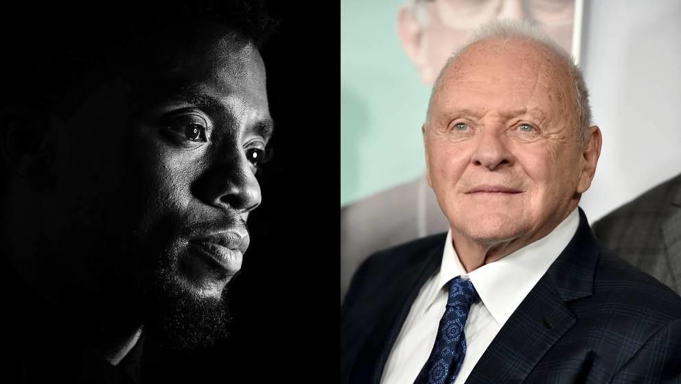Boseman und Hopkins